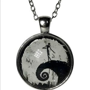 The Nightmare Before Christmas Luminous Necklace